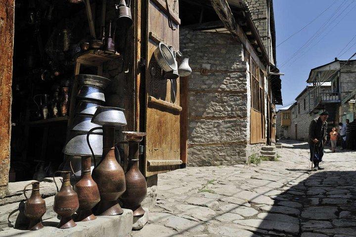 Shamakhi - Lahij Tour