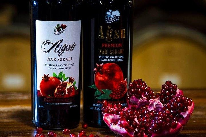 Pomegranate Wine Tour with Local Lunch
