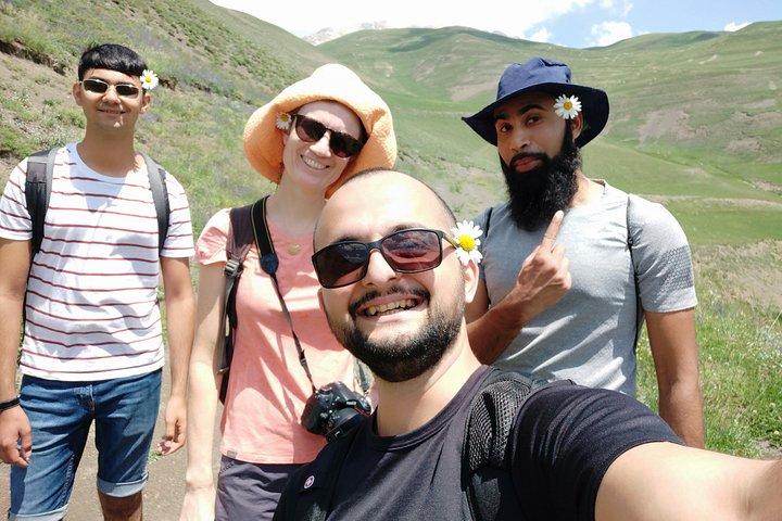 Khinalig - Gleykhudat 1 day tour