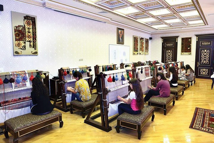 """History of Azerbaijani Carpets"" Excursion"