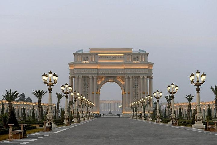 6-Days Tour From Azerbaijan with Love