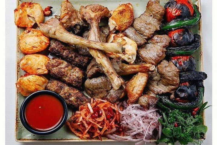 Traditional Kabab Cooking Master-class