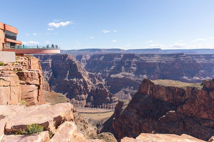The Grand Canyon Skywalk at Eagle Point
