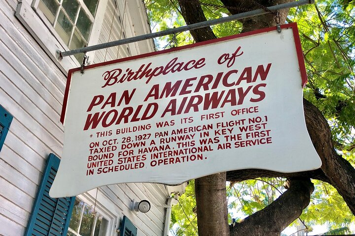 Pan American Airlines' First Office