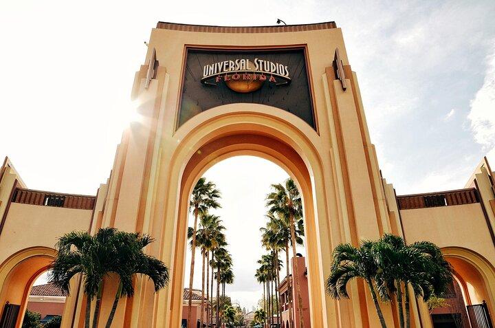 Exterior shot of Universal Studios Florida™