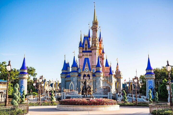 Cinderella Castle at Walt Disney World® Resort's Magic Kingdom®