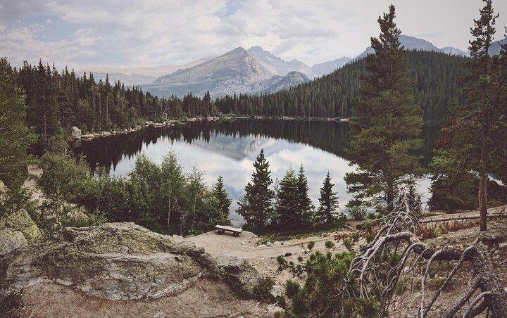 Bear Lake Trail in Estes Park, Rocky Mountain National Park