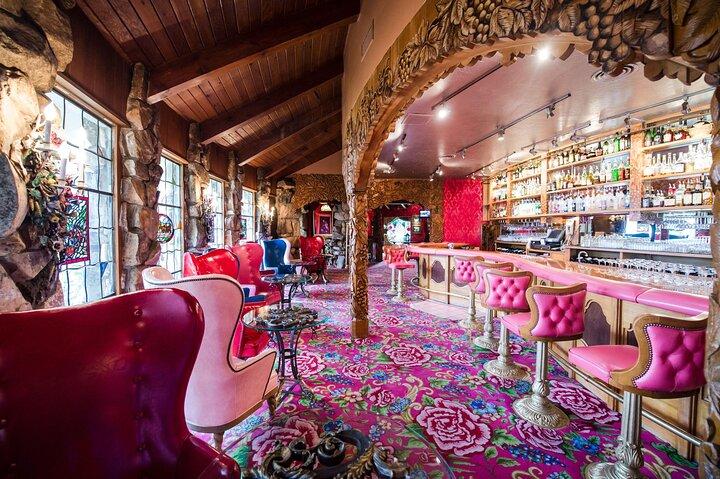 The Silver Bar at the Madonna Inn in San Luis Obispo, California