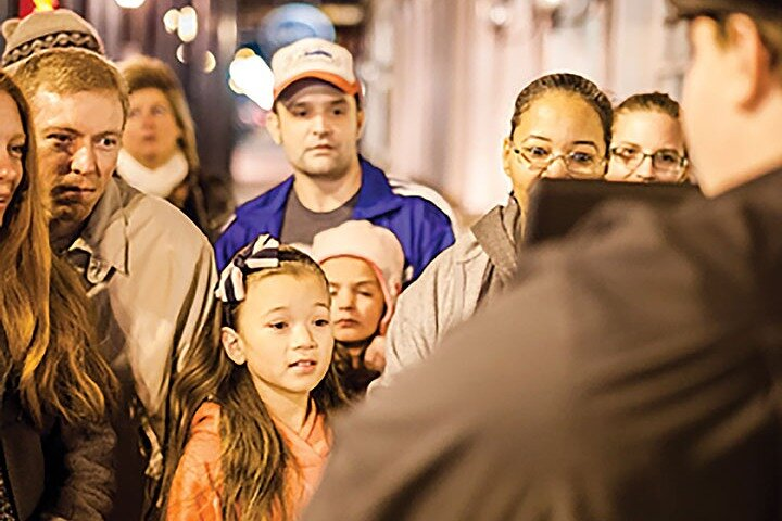 All Ages Savannah Ghost Tours are sure to thrill!