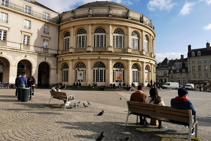 Opera Place de la Mairie