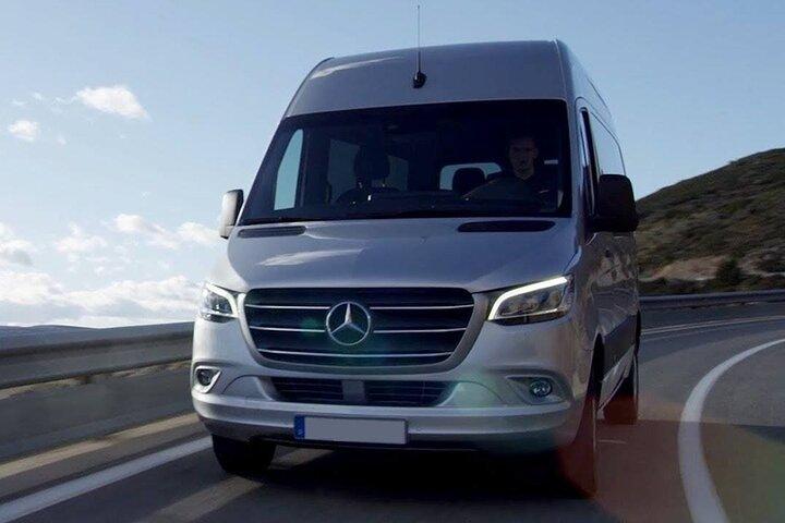 Luxury Mercedes Fleet
