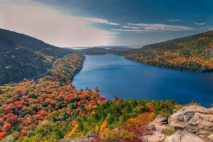 Views from Acadia National Park, Maine; Things to do in Acadia National Park.
