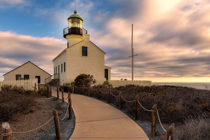 Point Loma in San Diego, California.