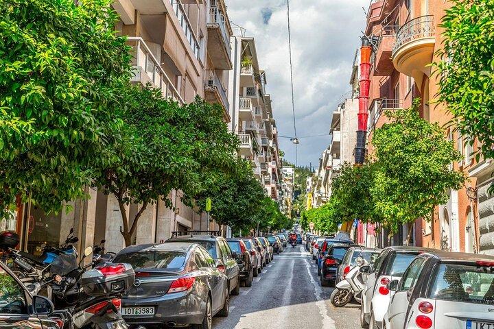 Kolonaki Athens